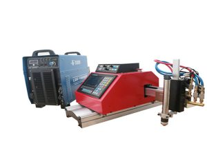 Mifteya Cutting Plasma ya CNC-ê ya Portable Automatic For Steel Aluminium Stainless