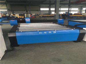 Makîneya birrîna CNC ya nû hatî çêkirin ji bo laşe metalî CNC Plasma Cutting Machine