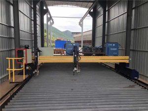 Moşeneya Cutting Plazma CNC Paqij 13000mm Bi Servo Motor