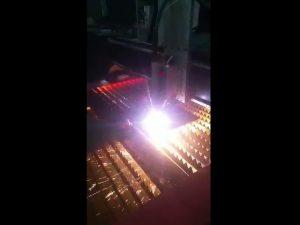 makîneya birrîna plazma pîşesaziyê ya ku bi hêza plazma qelîteya bilind peyda dibe